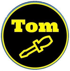 Tom's shop youtube profile