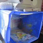 DIY Airbrush Spray Paint Booth For Painting Hot Wheels