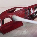 How to remover tampo from hot wheels cars