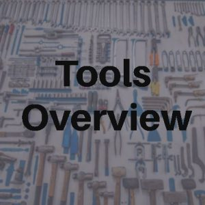 tools overview hot wheels