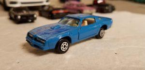 Deep Junk Garage custom diecast 1/64 scale